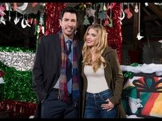 """The Christmas Parade"" marches into Hallmark Channel USA Sunday, December 14 Join The AnnaLynne McCord (Dallas, and Drew Scott as we Holiday Movie, Christmas Movies, New Hallmark Movies, Jonathan Silver Scott, Scott Brothers, Youtube Movies, Zoolander, Drew Scott, Property Brothers"