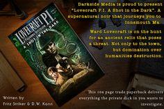 Lovecraftpi.com Shot In The Dark, The Darkest, Supernatural, Poses, Black People, Figure Poses, Occult