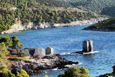Skyros Island  Atsitsa