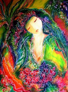 Goddess Of Earth Painting by Ronnie Biccard - Goddess Of Earth Fine Art Prints and Posters for Sale Divine Goddess, Goddess Art, Earth Goddess, Sacred Feminine, Divine Feminine, Pagan Art, Fine Art Prints, Canvas Prints, Gods And Goddesses
