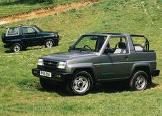 1997 Daihatsu Sportrak