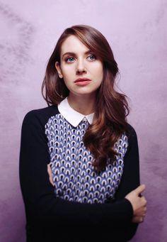 Alison Brie - Sundance Film Festival 2015 Portrait