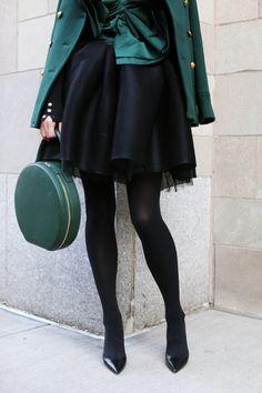 Blair Eadie // NYC blogger west village