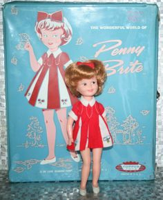 PLANET OF THE DOLLS: Doll-A-Day 28; Penny Brite