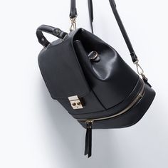 ZARA - COLLECTION AW15 - LADY LIKE BACKPACK