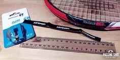 Cómo modificar nuestra raqueta plomándola #tenis #decathlon http://blog.tenis.decathlon.es/1049/como-modificar-nuestra-raqueta-plomandola