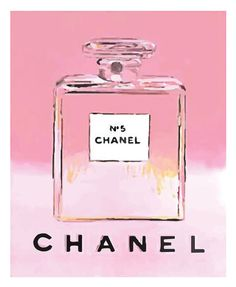 All Size Posters! Chanel No 5 No5 No.5 Andy Warhol Vintage Art Print Poster