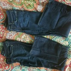 American Eagle Slim Boot size 8 short. Price each Size 8 short,  AE slim boot jeans. $12 per pair or will take $20 if you buy both, just send me a message and I'll make it a bundle. American Eagle Outfitters Jeans Boot Cut