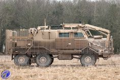 Buffalo Mine Protected Clearance Vehicle | Flickr - Photo Sharing!