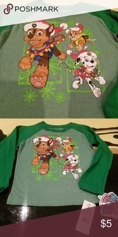 950f05d52a0c Paw patrol tshirt This is the cutest!  pawpatrol  NWT Bundle and save on