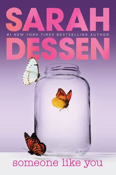 P is for teen pregnancy. Teen tough issues and ya books. Someone Like You by Sarah Dessen. Ya Books, Good Books, Books To Read, Amazing Books, New York Times, Sarah Dessen Books, Saint Anything, Beginner Books, Someone Like You
