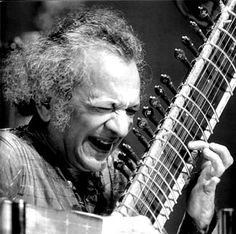 Ravi Shankar, sitar player. 1920 - 2012.12.11