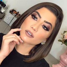 Fast and Perfect Eye Makeup Models - Makeup ✨ - Make Up Make Up Looks, Make Up Ei, Bride Makeup, Prom Makeup, Wedding Hair And Makeup, Homecoming Makeup, Bridesmaid Makeup, Smokey Eye Makeup, Skin Makeup