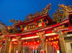 Daxi Temple, Taiwan