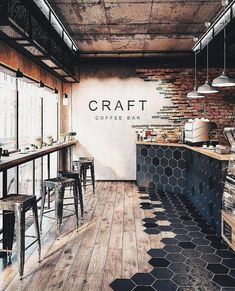 58 Ideas Industrial Lighting Cafe Restaurant Design For 2019 Minimalist Kitchen, Minimalist Bedroom, Minimalist Decor, Minimalist Design, Minimalist Window, Minimalist Furniture, Minimalist Living, Café Design, House Design
