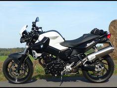 BMW F800R motobike