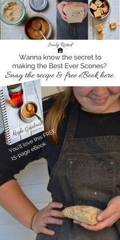 FREE 15-page eBook download #bakingwithmaplesyrup #maplesyrup #maple #allnaturalsugar #farmtotable #sustainableliving #homesteading #freeebook