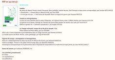 Bulletin #45 Bulletin d'informations proustiennes (BIP)