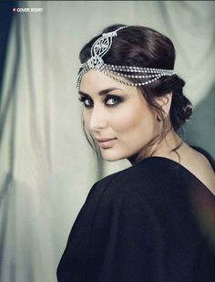 Queen of hearts and stunning bollywood beauty Kareena Kapoor photoshoot for Filmfare Magazine November 2014