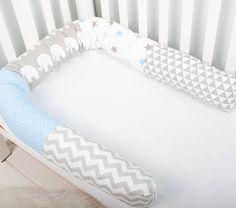 Laissez moi vous présenter ma nouvelle position--- Sa coque de protection pour les bébés et les enfants - appelé «Serpent oreiller». Ce tour de lit peut être utilisé dans le lit bébé et enfant en bas âge (unique). Il vous aidera à protéger les mains et les pieds de bébés d'être