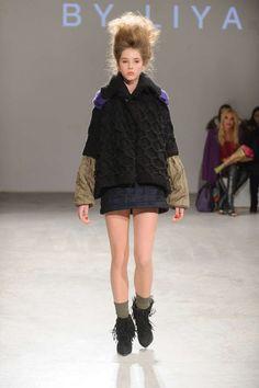 Mialiya By Liya Hmara, Fall-Winter 2017, kiev, Womenswear