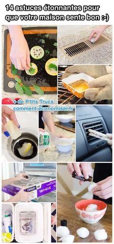 Que ça soit dans la cuisine, la salle de bain ou dans la voiture, les mauvaises odeurs sont partout. Heureusement, il existe des astuces simples pour désodoriser la maison au naturel. Nous avons sélectionné pour vous, 14 astuces efficaces pour que votre maison sente bon au quotidien.  Découvrez l'astuce ici : http://www.comment-economiser.fr/14-astuces-etonnantes-pour-que-votre-maison-sente-bon.html?utm_content=buffer6d72e&utm_medium=social&utm_source=pinterest.com&utm_campaign=buffer
