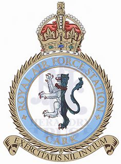 Fortune Favors The Bold, George Vi, Royal Air Force, Crests, Badges, Aircraft, Arms, United Kingdom, Aviation