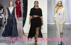 To Read with Tea.: New York Fashion Week Part 2