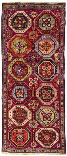 Karabagh    19. Jahrhundert  315 x 130 cm I Teppiche und Textilien Max Lerch