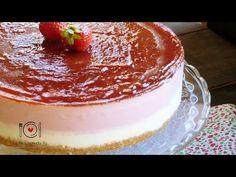 Cómo hacer Tarta de Queso (Receta sin Horno) | LHCY - YouTube
