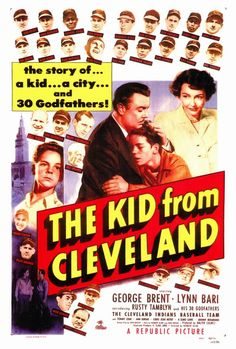 """CAST: George Brent, Lynn Bari, Russ Tamblyn, Tommy Cook, Ann Doran, Louis Jean Heydt, K. Elmo Lowe ; DIRECTED BY: Herbert Kline; Features: - 27"""" x 40"""" - Packaged with care - ships in sturdy reinforced"""