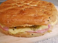 Party - Fladenbrot, gefüllt 2 Snacks is usually one of the very least balanced alternatives Sandwiches For Lunch, Sandwich Recipes, Pizza Recipes, Seafood Recipes, Cheesecake Recipes, Seafood Appetizers, Party Recipes, Pizza Snacks, Snacks Für Party