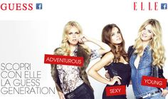 The Guess Generation #events