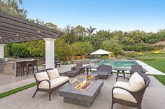 Tour Colbie Caillat's Gorgeous $6.4M Los Angeles Mansion via @domainehome