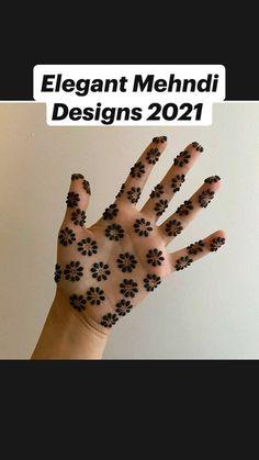 Simple Mehndi Designs Fingers, Pretty Henna Designs, Modern Henna Designs, Latest Arabic Mehndi Designs, Finger Henna Designs, Beginner Henna Designs, Mehndi Designs Feet, Latest Bridal Mehndi Designs, Modern Mehndi Designs