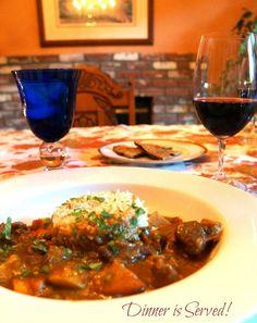 Lamb Vindaloo Stew