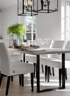 Modern Home Interior Design, Classic Interior, Dining Room Walls, Dining Room Design, Scandinavian Modern, Dinner Room, Elegant Dining Room, Decor Room, Interior Inspiration