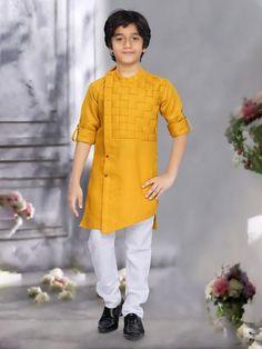 Boys Kurta Suit Shopping - Buy 1 to 16 year Boys Kurta Pajama Sets online Gents Kurta Design, Boys Kurta Design, Kids Indian Wear, Kids Ethnic Wear, Boys Party Wear, Baby Boy Dress, Baby Boy Suit, Kids Dress Wear, Kids Wear