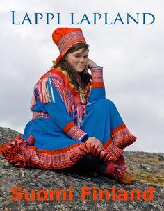 Lovely sami girl Inger-Elle ...
