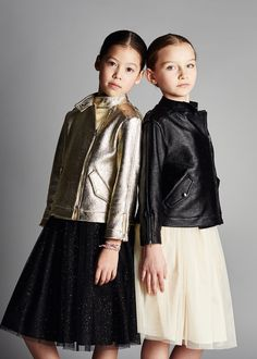 Very cool kids fashion looks for fall/winter 2015 at Anais & I