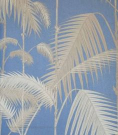 Cole and Son Palm Jungle Tapet