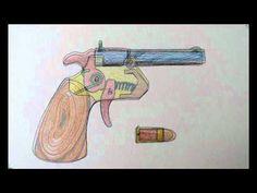 """Single shot .187 homemade pistol """"The Little One"""" (repost) - YouTube"""