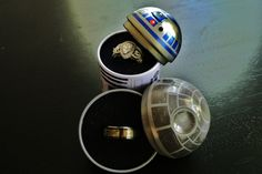 Everything You Need For A 'Star Wars' Wedding, Minus The Evil Sith Lord