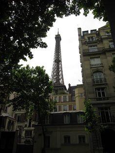 France Summer 2012: Eiffel Tower