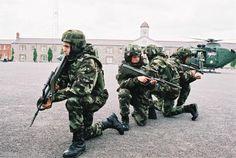 irish military   User blog:Yetimonster/(Reality Match-up)Irish Army Rangers VS Para ...
