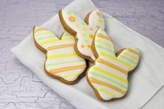 Galletas originales para una fiesta primavera / Original cookies for a spring party
