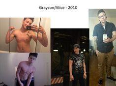 Grayson/Alice - 2010
