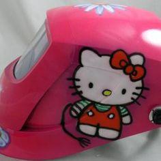 Rank the Coolest Custom #Welding Helmets! http://www.ranker.com/list/rank-the-coolest-custom-welding-helmets-/blizzle