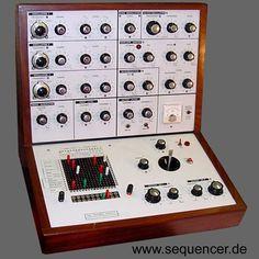EMS VCS3 Modular Synthesizer