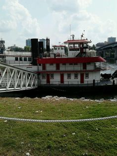 Arkansas Queen Riverboat - North Little Rock, AR